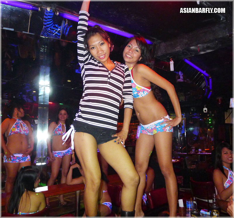 Asian Table Dance Girls