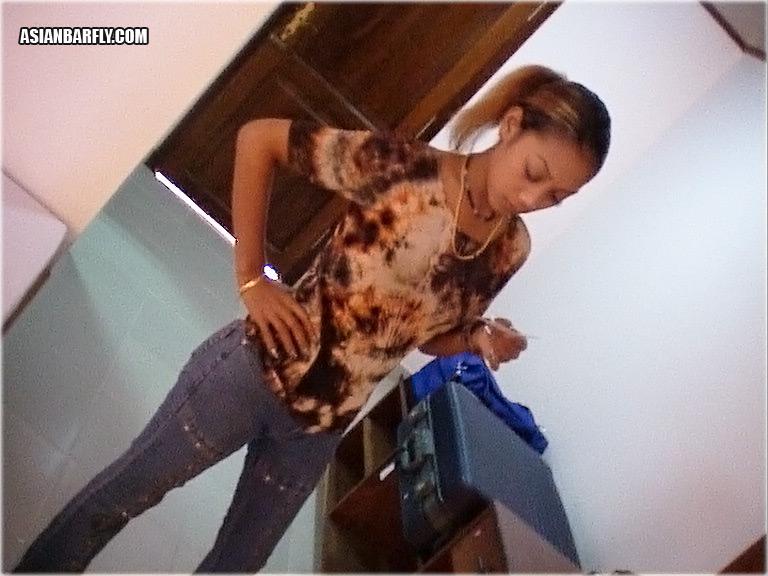 Cute Cambodian Girl