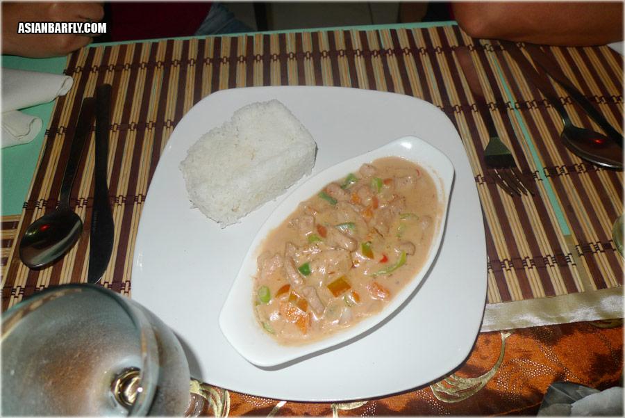 Food, Riang Kafe