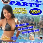 TI Pool Party Subic