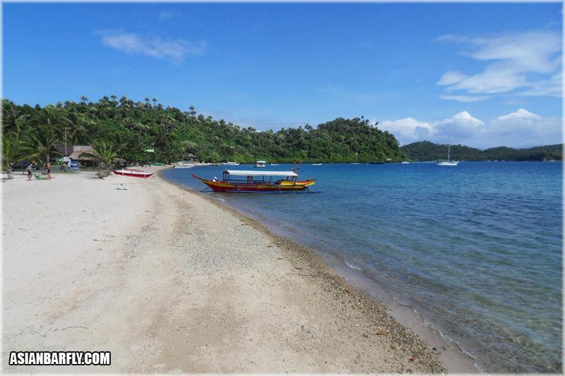 mindoro beach Puerto Galera, Mindoro