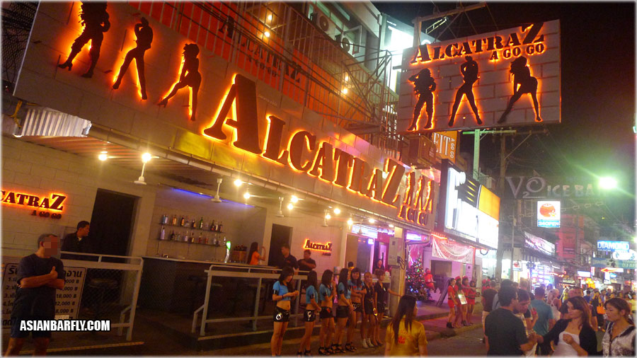 Alcatraz Gogo Bar, Pattaya