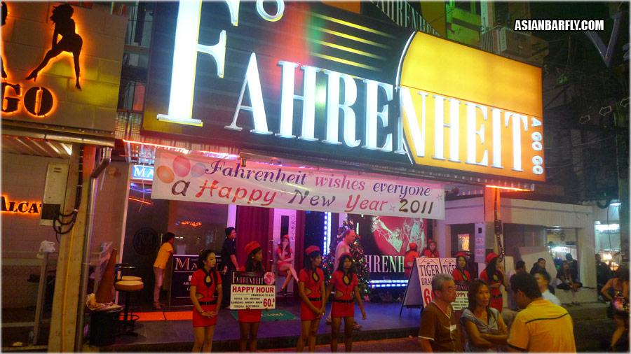 Fahrenheit Gogo Bar, Pattaya