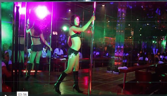 Bunny Ranch Pole Dancing