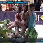 Video ABC Pool Party in Angeles
