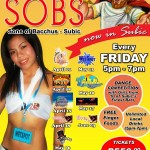 Sons of Bacchus, Subic – Updated Schedule