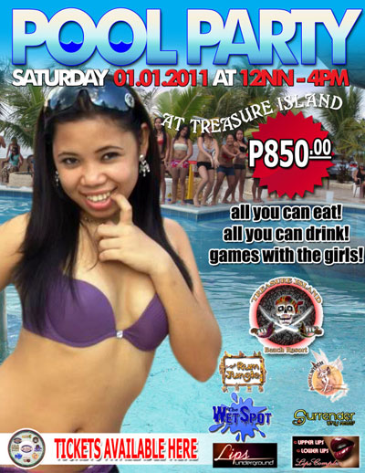 Pool Party Subic