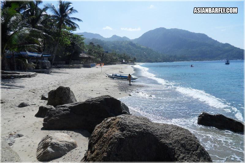 tamaraw beach Puerto Galera, Mindoro