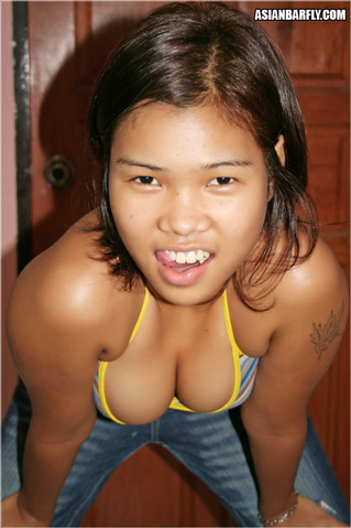 Sexy Thai bargirl