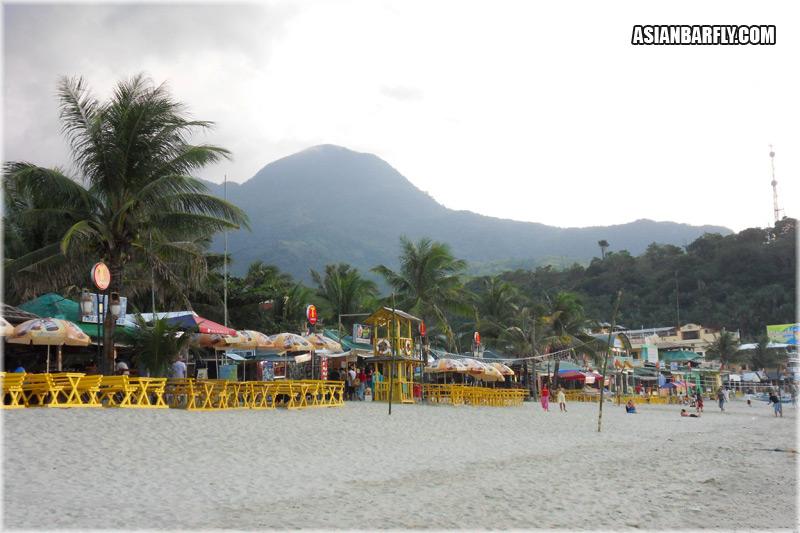 White Beach, Puerto Galera, Mindoro